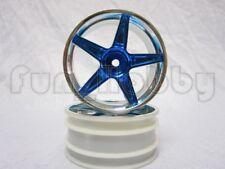 HSP 06008P Blue Wheel Rim 2pcs For RC 1/10 Off Road Buggy