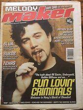 Melody Maker 24/4/99 Fun Lovin' Criminals, Texas, Reef, Suede