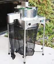Automatic Stainless Two Motorize 3 Speed Hydroponic Bud Leaf Pro Trimmer Reaper