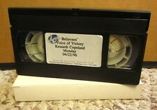 KENNETH COPELAND sermon Christian 1996 Daily Believers VHS Voice of Victory