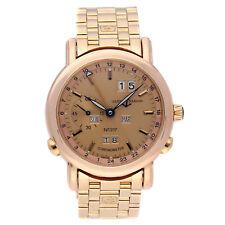 Ulysse Nardin GMT Perpetuo LE Automático 40mm Oro Rosa Hombre Reloj de pulsera