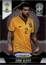 2014 Panini Prizm World Cup #105 Dani Alves - Brazil - Base Card