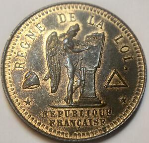 CONVENTION ESSAI AU MODULE DU DÉCIME 1794 LOUIS XVII