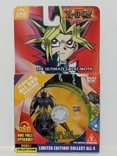 Yu-Gi-Oh DVD Singles Gaia The Fierce Knight Limited Edition PAL