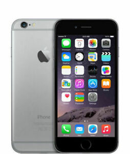 Apple iPhone 6 64GB Silver 4G, LTE Refurbished Unlocked A1549 Smartphone