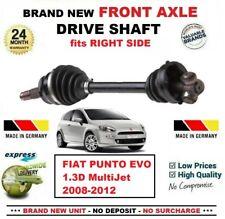 Per Fiat Punto Evo 1.3 D Multijet 2008-2012 Nuovo Asse Ant Dx Albero Motore