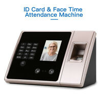Smart Fingerprint Password Attendance Machine Recognize For Attendance Checking