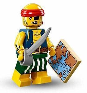 LEGO Minifigures Series 16 - SCALLYWAG PIRATE Minifigure - (Bagged) 71013 #9