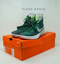 Nike Hyperdunk 2015 TB Basketball Gorge Green Silver 749645-303 Size 11