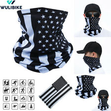 Summer Face Mask Scarf  Neck Gaiter Biker Tube Bandana Beanie Cover Cap Headwrap
