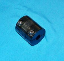3/8 Flexible Coupling 500 OZ-IN CNC shaft coupler servo stepper motor 9.525 mm