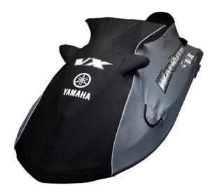 Yamaha VX Cruiser Waverunner 2010-2014 Noir/Charbon Housse