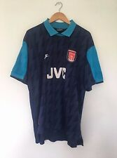 Retrò Arsenal 1994/95 AWAY FOOTBALL SHIRT (XL) VINTAGE RARO SOCCER JERSEY JVC