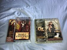 MCFARLANE MONSTERS TWISTED FAIRY TALES RED RIDING HOOD & DOROTHY LAND OF OZ