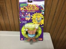 Vintage AAAHH,! Real Monsters Dare To scare KRUMM FIGURE CASE FRESH.RARE