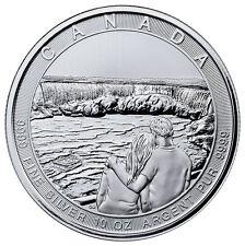 2017 Canada Niagara Falls 10 oz Silver $50 Coin Original Mint Capsule SKU46433