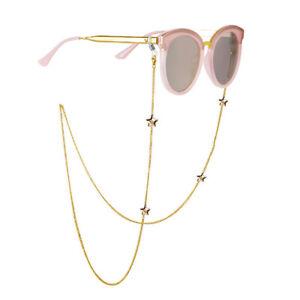Eye Glasses Sunglasses Spectacles Eyewear Chain Cord Lanyard Holder Strap Women^