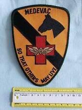 """New listing Patch : U.S. Army 1St Air Cavalry Division Medevac """"So That Others May Live"""""""
