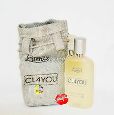 CL4YOU - Creation Lamis Eau de Toilette 100 ml Herrenparfüm EdT Parfume homme
