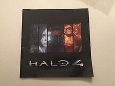 Halo 4 Field Guide Promo Book