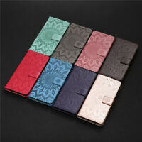 Sunflowers Wallet Leather Flip Case Cover For Huawei Honor 8X 8C 8S 6X 7X 7A 7S