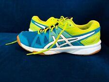 ASICS Sneakers KID'S GEL-UPCOURT GS Methyl Blue/White/Lime EUR 40 C413N 4201