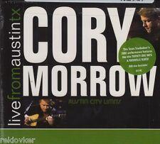 Cory Morrow / Live From Austin TX (NEU! Original verschweißt)