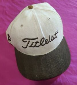 Titleist 59 Fifty Size 7 5/8 Cap Hat