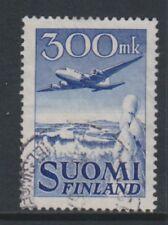 Finnland - 1950, 300m Luft Briefmarke - F/U - Sg 488 (D)