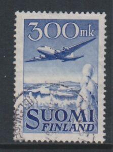 Finland - 1950, 300m Air stamp - F/U - SG 488 (d)