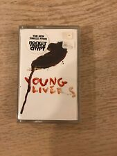 Very Rare Original Single Cassette - Rocket From The Crypt - Young Livers - 1996