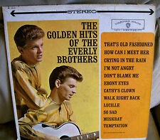 EVERLY BROTHERS GOLDEN HITS - 1962 - VINTAGE