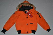 CANADA GOOSE LADIES CHILLIWACK BOMBER SUNSET ORANGE XS XSMALL AUTHENTIC 7950L