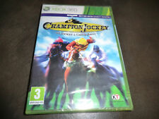 Champion Jockey: G1 Jockey & Gallop Racer (Microsoft Xbox 360, 2011) - European Version