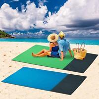 Beach Blanket Sand Proof Lightweight Sand Mat Outdoor Blanket Picnic Travel