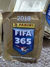 FIFA 365 The Golden World Of Football 2019 Joblot (50 Packs)