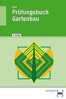 Prüfungsbuch Gartenbau von Seipel, Holger   Buch   Zustand gut