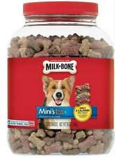‏‎MILK-BONE FLAVOR SNACKS DOG TREAT, MINI BISCUITS,36-OUNCE MILK-BONE ACTIVE TRE