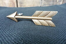 Gold Metal Arrow Handle Knob Drawer Pull ~ New ~ Home Cabin Decor