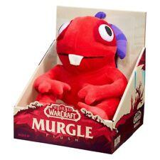 Blizzard World of Warcraft Red Murgle Murloc Plush Stuffed Animal WoW Toy