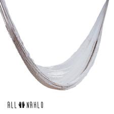 ALL NAHLO Cotton MED/LAR Hammock Portable Lightweight Hammocks Swing Person Tree