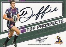 2012 NRL DYNASTY TOP PROSPECT SIGNATURE - TPS7 MATTHEW DUFFIE STORM - #197