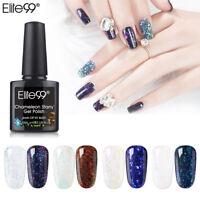 Elite99 Chameleon Starry Glitter Gel Nail Polish Varnish UV LED Soak Off 10ML
