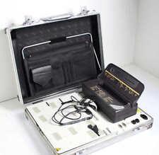 RIMOWA Alu Koffer Drucker JP90 Techniker Leicht Aluminium Flight Case Laptop