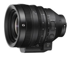 Sony FE C 16-35mm T3.1 G Wide-Angle Cine Zoom Lens - E-Mount