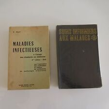 Soins infirmiers aux malades 1974 Maladies infectieuses 1975