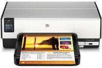 Hp Deskjet 6940 Stampante Colore Ink-Jet A4-1200 Dpi X 1200 Dpi Fino a 36 Ppm (M