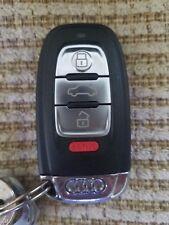"OEM Audi KEY FOB Smart Key Remote IYZFBSB802 8K0.959.754 F ""great condition"""