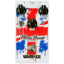 New Wampler Plexi Drive Overdrive Guitar Effects Pedal!