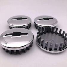 "4pcs Wheel Center Hub Cap chrome for Chevy Suburban Silverado 14-20 3.25"" 83mm"